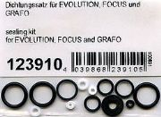 Sealing kit for H&S not Crplus or Colani (123910)